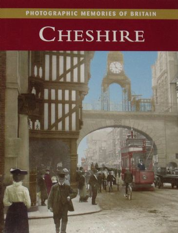 Cheshire, by Dorothy Nicolle